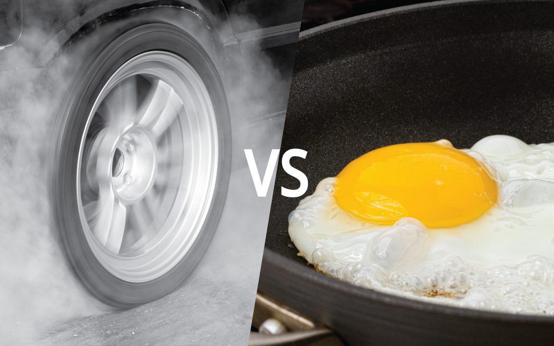 Vibration vs. Hot-Plate Welding