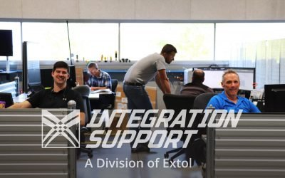 Why does Extol have an Integration Support division?